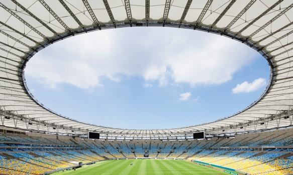 Estádio Jornalista Mário Filho, Städtisches Stadion von Maracanã