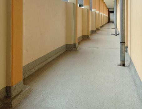 Das Kemperol AC System ist gedacht für die Beschichtung von Dächern, Balkonen und Terrassen sowie Hallenböden und Verkaufsflächen.  : Das Kemperol AC System ist gedacht für die Beschichtung von Dächern, Balkonen und Terrassen sowie Hallenböden und Verkaufsflächen.