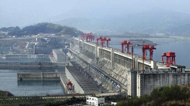 Barrages des Trois Gorges