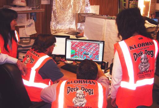 Auf der Baustelle dient das BIM-Modell als zentrale Informationsquelle für alle Gewerke.