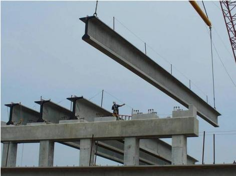 More than 345,000 linear feet of prestressed-precast girders were designed with LEAP CONSPAN