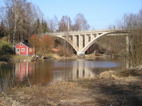 Äijälänsalmi bridge, Äijälänsalmi vanha silta