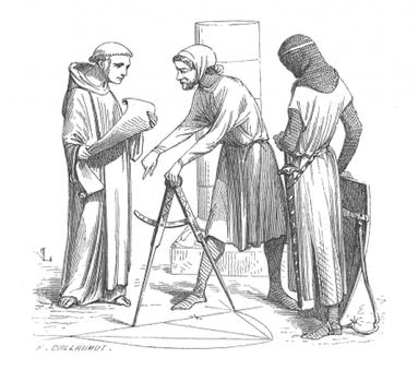 """In einigen antiken """"Malzeichnungen"""" steckt unter Umständen mehr """"BIM"""" als in den späteren technischen Zeichnungen. : In einigen antiken """"Malzeichnungen"""" steckt unter Umständen mehr """"BIM"""" als in den späteren technischen Zeichnungen."""