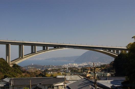 Beppu Myoban-Brücke
