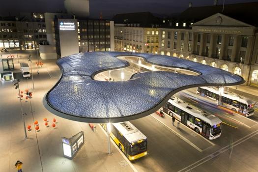 Aarau Bus Terminal