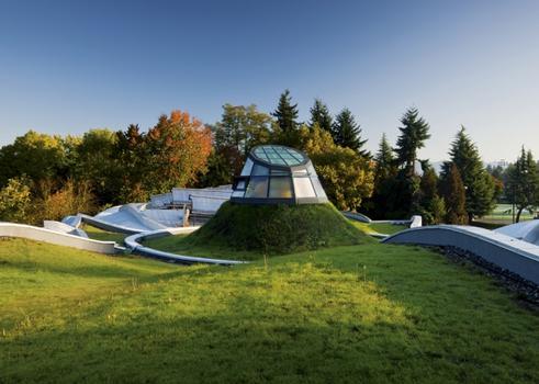 VanDusen Botanical Garden Visitor Centre