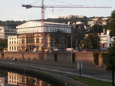 Saarland Landtag Building