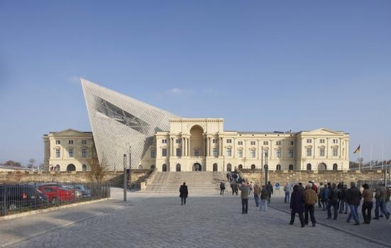 Militärhistorisches Museum der Bundeswehr, Militärisches Museum der Bundeswehr, Dresden