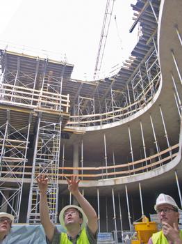 Aquis Plaza – Trogbauwerk nach ZTV-ING