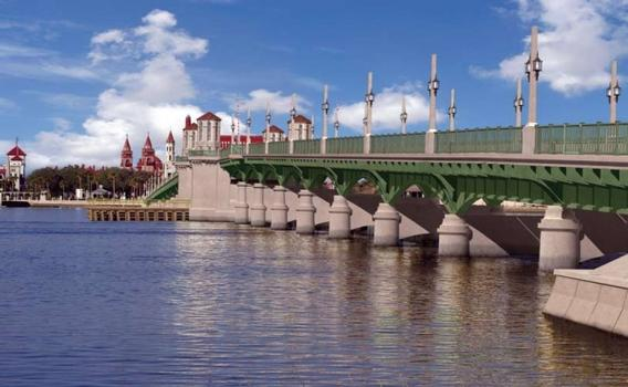 Revitalizing a Florida favorite - Bridge of Lions to meet current standards and maintain historical significance