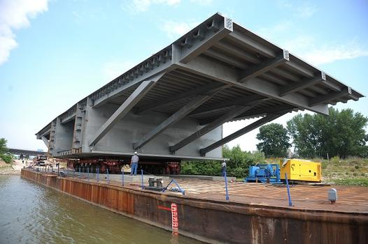 Savabrücke in Belgrad