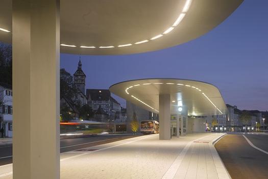 Schwäbisch Hall Bus Terminal