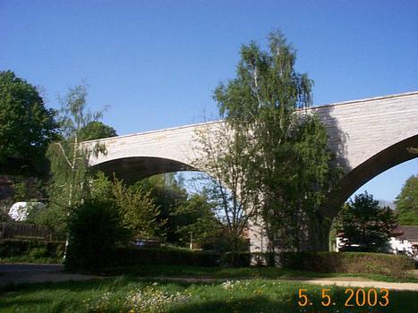 Brücke über das Seltenreintal, Löbau