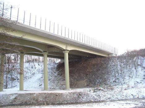 Autobahn A17  Müglitztalbrücke