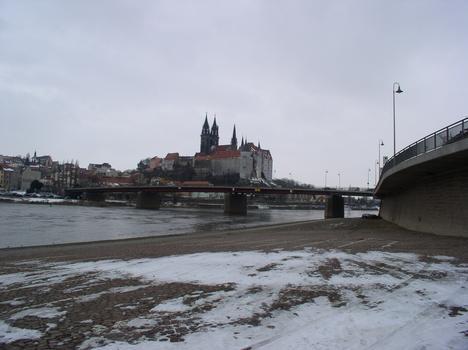 Alte Elbebrücke Meißen