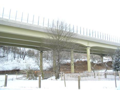 Autobahn A17 – Müglitztalbrücke