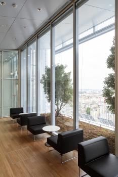 Licht und Ausblicke sind im neuen Pariser Wahrzeichen omnipräsent.