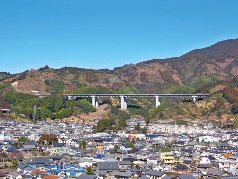 Tomoegawa Bridge (Westbound)