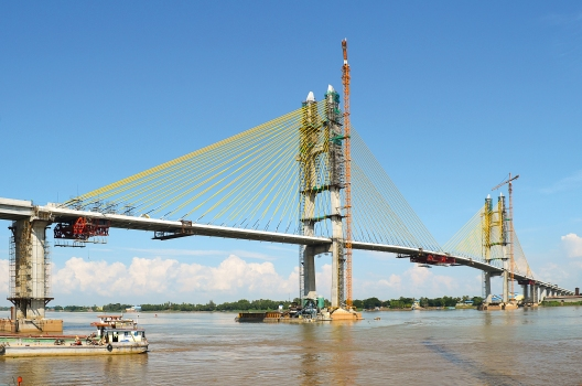 The impressive Tsubasa Bridge