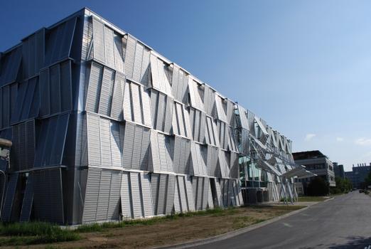 Halle Mécanique (ME) de l'EPFL