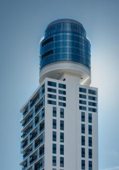 Der neue Henninger Turm hat das Potenzial, Frankfurts neues Wahrzeichen zu werden.