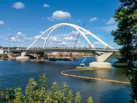 The Lowry Avenue Bridge