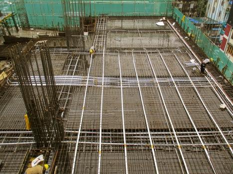 Der Büroturm wird 30.000 m² Nutzfläche bieten