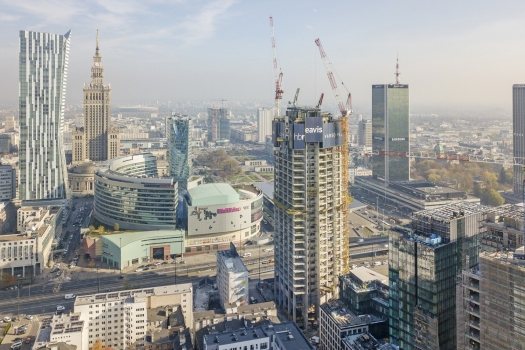 Tallest building in Poland: At 310 m, the Varso Tower will be the tallest building in Poland.