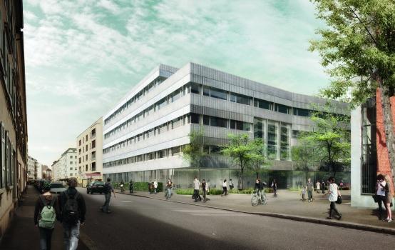 Das Universitäre Zentrum für Zahnmedizin in Basel erhält ein neues Zuhause: Die drei bisherigen Standorte werden im Campus Rosental zusammengeführt.