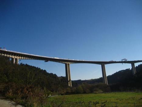 Viaducto de San Pedro de la Ribera