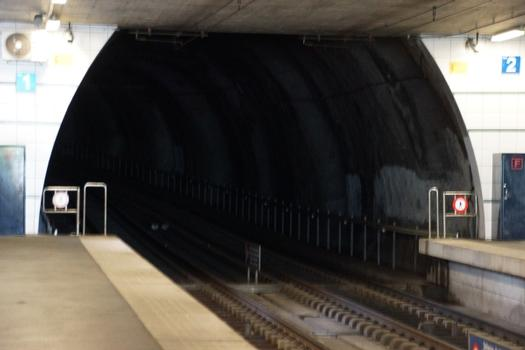 Ligne M1 du Métro de Lausanne