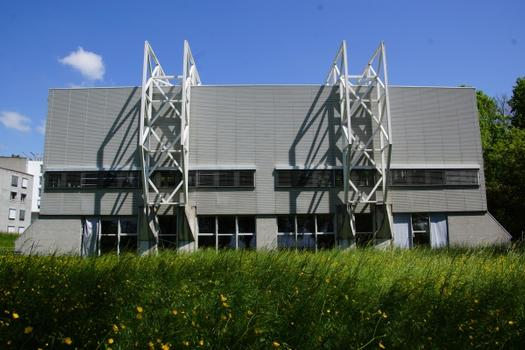 Sporthalle des Auguste-Piccard-Gymnasiums