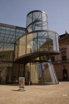 Addition du Deutsches Historisches Museum