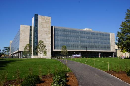 North Campus Parking Structure