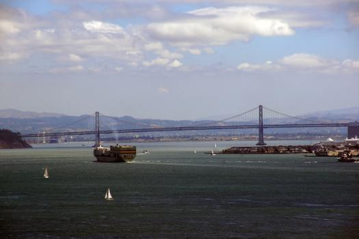 San Francisco-Oakland Bay Bridge (Ouest)