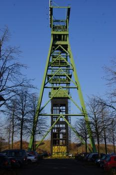 Erin Coal Mine Shaft 7 Headframe