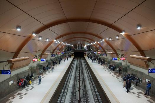 Serdika II Metro Station