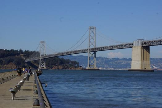 San Francisco-Oakland Bay Bridge (West)
