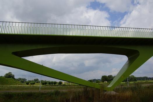 Graaf Alardsingel-Brücke