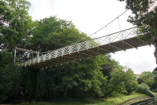 City Park Suspension Bridge