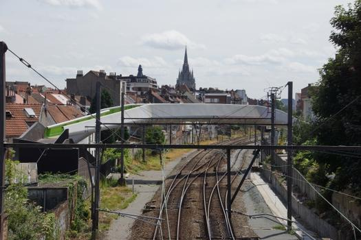 Geh- und Radwegbrücke Fransman