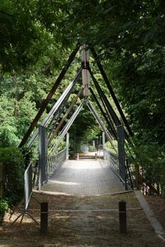 Passerelle de la Chaussée de Stockel