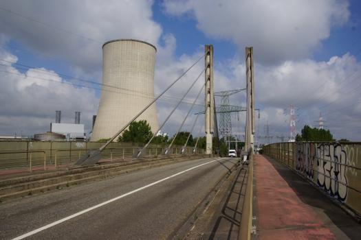Brücke Avenue de l'Humanité