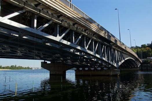 Pont-route de la Mulatière
