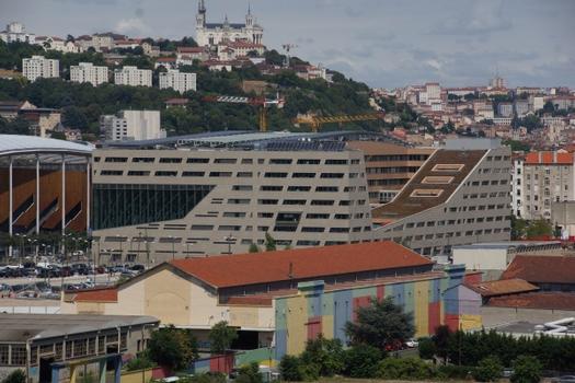 Hôtel de la Région Rhône-Alpes