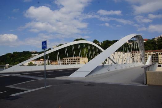 Galerie D Images Pont Robert Schuman Lyon 2014 Structurae