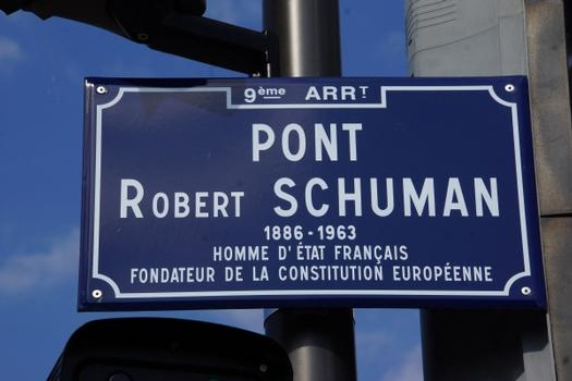 Image Gallery Robert Schuman Bridge Lyon 2014 Structurae