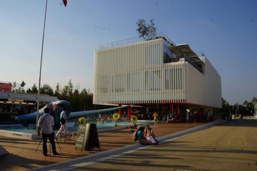Czech Pavilion (Expo 2015)