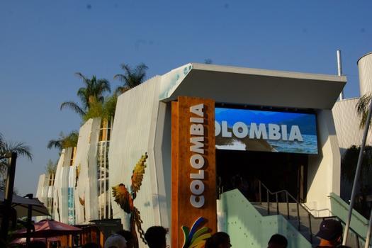 Colombian Pavilion (Expo 2015)