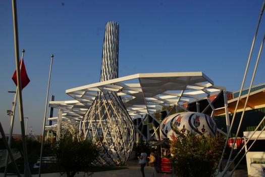 Turkish Pavilion (Expo 2015)